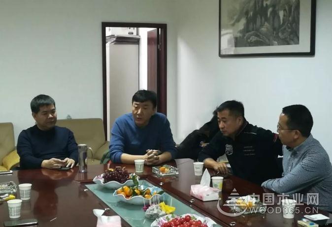 新疆家具协会赴格鲁吉亚家具市场考察