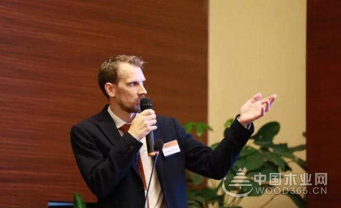 瑞典木业协会圆满参加中国绿色木业大会暨中国木材保护工业大会