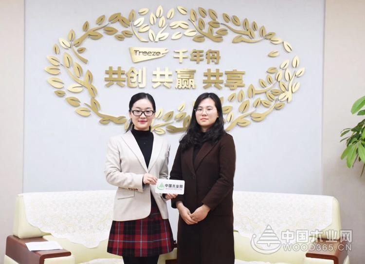 【专访】千年舟副总裁田茂华:铿锵玫瑰,风华正茂
