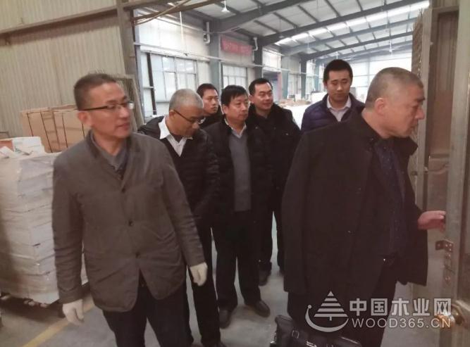 寿光孙家集街道安全检查木制品企业