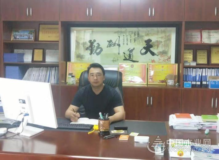【专访】奥斯康帅立朋:抓品质 重研发 木材烘干大有可为