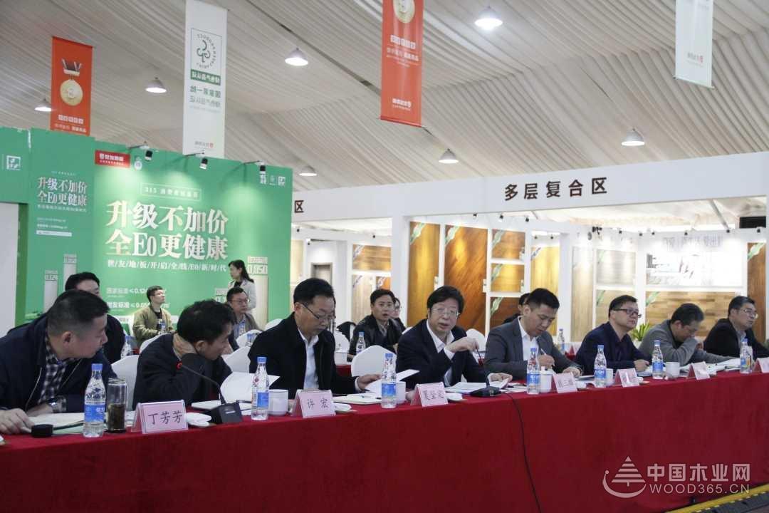 国家市场监管总局副局长来浔调研绿色产品认证工作