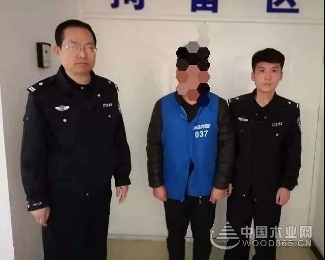 河北一家具企业拒绝环保现场监督检查被拘留
