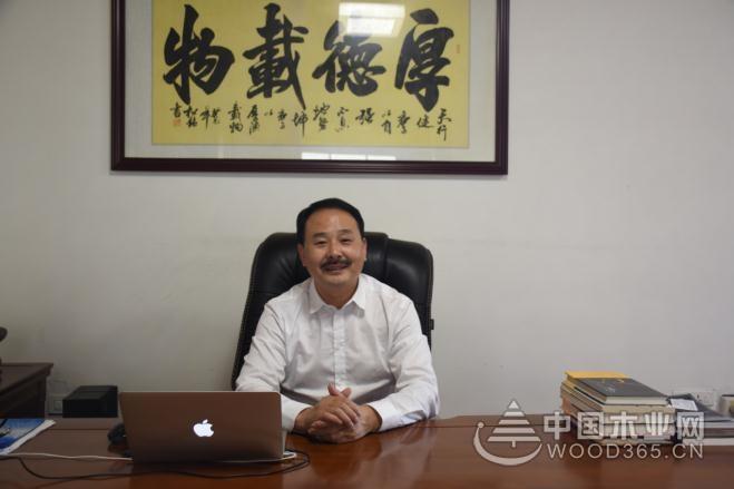 【專訪】壯象董事長葉新忠:香杉之情 赤子之心