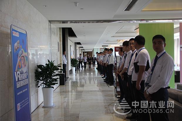 福庆家居实木快装盈利模式导入会议