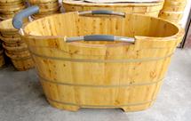 香柏木浴桶价格、功效和香柏木浴桶图片