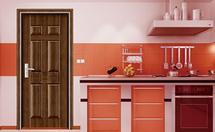钢木室内门的3大优点和价格区间
