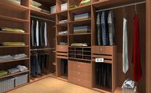 衣柜裤架尺寸与高度介绍
