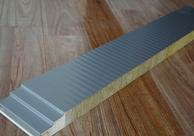 岩棉夹芯板的上下面板厚度是多少?