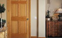 用于实木门的三种木材