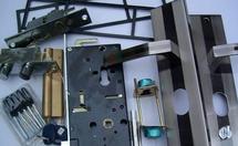 门锁结构详细解析