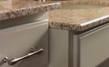 花岗石橱柜台面特点介绍
