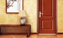 不同风格实木门的特点