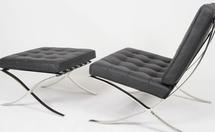 巴塞罗那椅的特点和巴塞罗那椅价格介绍