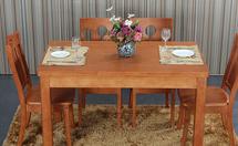 实木餐桌的六个保养技巧