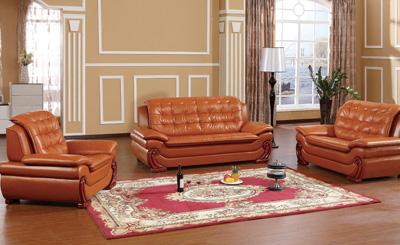 红木沙发基本尺寸和红木皮沙发优缺点介绍