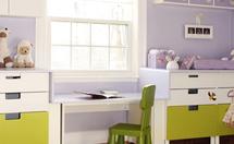 飘窗书桌设计注意事项