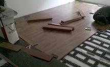 暖芯地板的安装方法