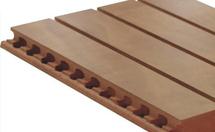 槽木吸音板的优点和使用范围