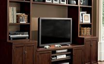 实木组合电视柜好不好?