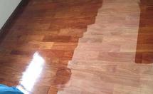 四种实木地板修复方法
