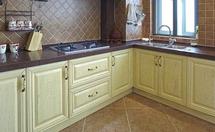 厨房地板砖油污去除方法
