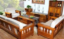 如何选购桃木沙发?