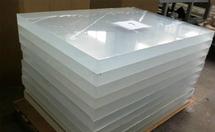 亚克力板材厚度、规格和优点介绍