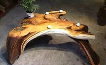 根雕茶台保养方法