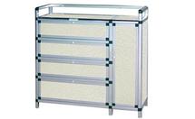 铝合金组合柜的功能介绍