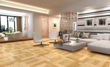 客厅装瓷砖还是地板,客厅装瓷砖和地板清洁方法