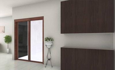 家装卫生间门材料有哪些?