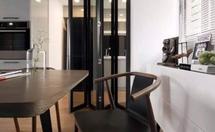 折叠门安装方法和优缺点介绍