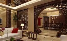 客厅造型门有哪些样式?