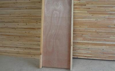 夹板门和实木门的区别