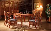 藤木家具的保养方法