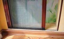 折叠纱门价格和安装介绍