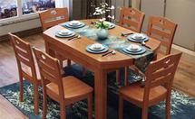 折叠餐桌都有哪些尺寸?