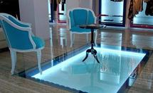 玻璃地板装修方法及注意事项