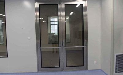安全门的安装步骤