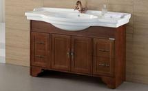 实木浴柜好不好?