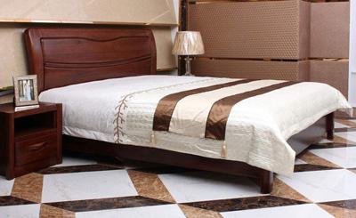核桃木床品牌和价格