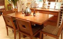 实木餐桌选购注意事项