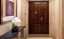 入户门选购的四个技巧