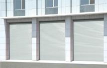 保温卷帘门安装方法和优点介绍