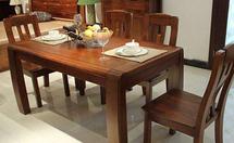 家用实木餐桌品牌排行榜