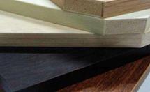 怎么处理开裂的三聚氰胺刨花板贴面?