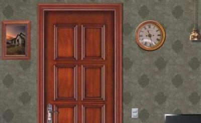 实木门与原木门的区别
