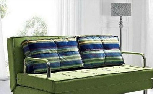 多功能沙发床不仅要看质地,更应该看设计实用性