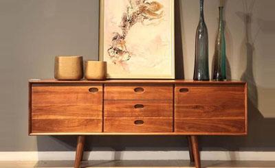 胡桃木家具配件如何使用
